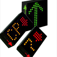 3-D Three Colour LED Dot Matrix Displays Detail Page
