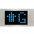 Standard LED Dot Matrix Display Indicator: MFDU30-2A & MFDU50-2A & SMDU30-2A & SMDU50-2A Detail Page
