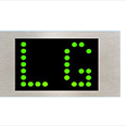 Standard LED Dot Matrix Display Indicator: MFDU30-2 & MFDU50-2 & SMDU30-2 & SMDU50-2 Detail Page
