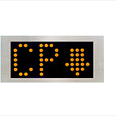 Standard LED Dot Matrix Display Indicator: MFDU30-3H & MFDU50-3H & SMDU30-3H & SMDU50-3H Detail Page