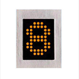 Standard LED Dot Matrix Display Indicator. MFDU45-1 & MFDU76-1 & SMDU45 & SMDU76-1 Detail Page