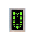Standard LED Dot Matrix Display Indicator: MFDU45-1V & MFDU76-1V & SMDU45-1V & SMDU76-1V Detail Page