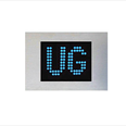 Standard LED Dot Matrix Display Indicator: MFDU50-6 Detail Page