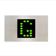 Three Colour LED Dot Matrix Display Indicator: MFCU50 - 1 (50mm) Detail Page