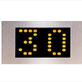 Three Colour LED Dot Matrix Display Indicator: MFCU50 - 2N (50mm) Detail Page
