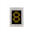 Three Colour LED Dot Matrix Display Indicator: MFCU76 - 1 (76MM) Detail Page