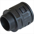 Corrugated Fitting Gland With Locknuts Detail Page