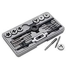 16 Piece Mechanics Tap & Die Set Detail Page