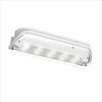 Small LED Emergency Maintained/Non Maintained Bulkhead 3W Detail Page