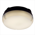 LED Round Bulkhead - Black - 14W - Emergency Back Up Detail Page