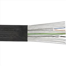 PVC Flat Trailing Cable - 5G2.5 + 10 x 1 + 4 (2 x 0.34) C Detail Page