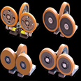 ACLA Guide Rollers Detail Page