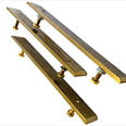 Brass Guide Shoe Liners - Complete Set Of 3 Detail Page