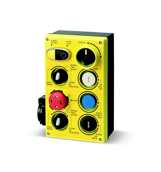 GM Series Car Top Control Unit - GM321/UK - Elevator Equipment