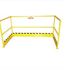 Guard Rail Kit With Kick Boards - Elevator Equipment