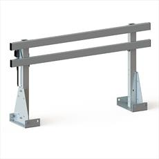 Guard Rail Kit - Telescopic Version To EN81-20 Detail Page