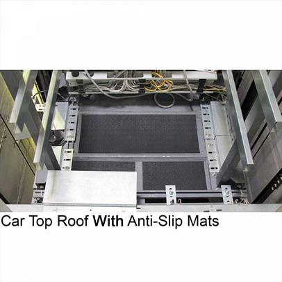 Anti Slip Mat - Text