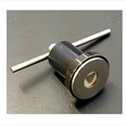 Landing Euro Door Locks - Three sizes Detail Page