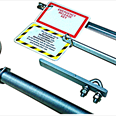 Lock Release Kit For Manual Doors. Detail Page