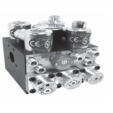 EV100 Range Of Valve Blocks - 3/4