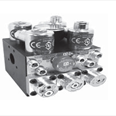 EV 100 Range Of Valve Blocks - 3/4 Detail Page