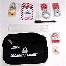 Lock & Tag Kit Detail Page