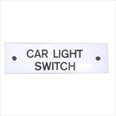 Car Light Switch Notice Detail Page