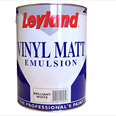 White Matt Emulsion Paint Detail Page