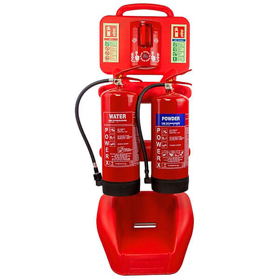 Construction Site Fire Safety Pack - Elevator Equipment