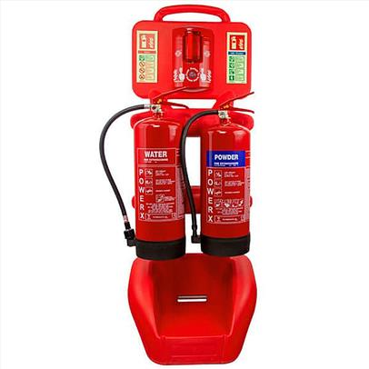Construction site fire safety pack