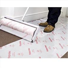 Contractors Anti-Slip - Heavy Duty - Fire Resistant - Carpet Protection Film Detail Page