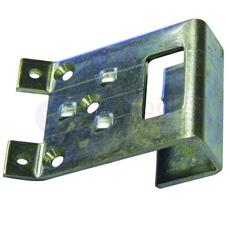 FB4 Fire Brigate Reversible Slam Lock Strike Plate Detail Page