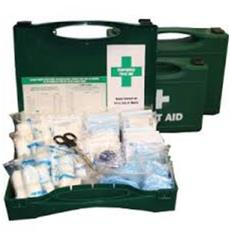 First Aid Kit - High Hazard Detail Page