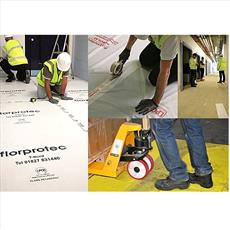 T-BORD - Fire Resistant - Floor Protection Sheets Detail Page