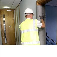 Door Frame Protection - Fire Retardent Detail Page