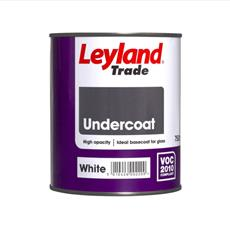 Undercoat Paint - 2.5 Litres Detail Page