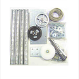 Encoder TYPE 10 Mechanic Set With SUPPORT PULLEY. Detail Page