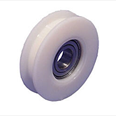 THYSSEN - Nylon door hanger wheel - 65mm diameter Detail Page