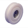 THYSSEN - Nylon door hanger wheel - 70mm diameter. Detail Page