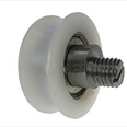 ALJO - Nylon Kicker Roller - M12 Concentric Pin Detail Page