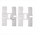 SCHINDLER - Folding nylon door gib - For T82 (Pack of 2) Detail Page